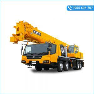 Xe cẩu NK-600RX 60 tấn